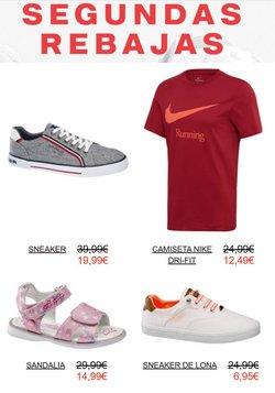 Ofertas de Nike en el catálogo de Deichmann ( 17 días más)