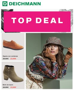 Ofertas de Ropa, Zapatos y Complementos en el catálogo de Deichmann ( Publicado ayer)