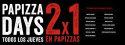 Ofertas de Papizza  en el folleto de Fuenlabrada