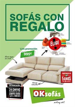 Ofertas de OKSofas  en el folleto de Oviedo
