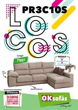 Ofertas de OKSofas  en el folleto de Zaragoza