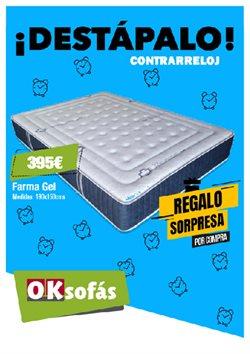 Ofertas de OKSofas  en el folleto de Bilbao