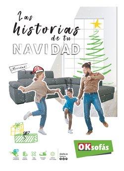 Ofertas de Hogar y Muebles  en el folleto de OKSofas en Alhaurín el Grande