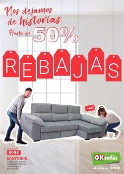 Catálogo OKSofas en Vila-real ( Caduca hoy )