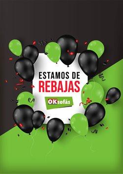 Ofertas de OKSofas en el catálogo de OKSofas ( Caducado)