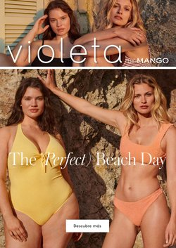 Catálogo Violeta by MANGO ( Publicado hoy)