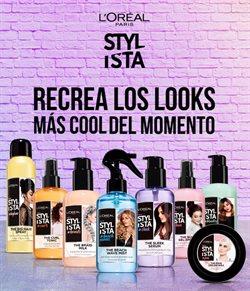 Ofertas de Perfumerías y belleza  en el folleto de L'Oréal en Majadahonda