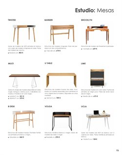 Comprar mesa de estudio ofertas y promociones - Muebles la oca madrid ...