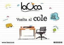 Ofertas de Hogar y muebles  en el folleto de La Oca en Badajoz