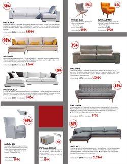 Comprar sof s ofertas y promociones - Muebles la oca madrid ...