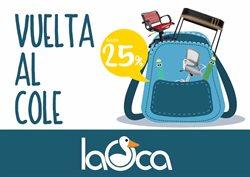 Ofertas de La Oca  en el folleto de Madrid