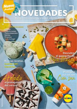Ofertas de Hiper-Supermercados en el catálogo de Lidl ( 5 días más)