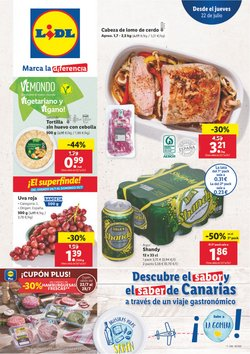 Ofertas de Hiper-Supermercados en el catálogo de Lidl ( 3 días más)