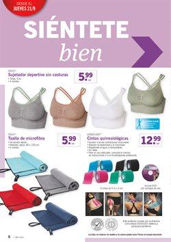 Ofertas de Ropa infantil  en el folleto de Lidl en Madrid