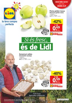 Ofertas de Lidl  en el folleto de Figueres