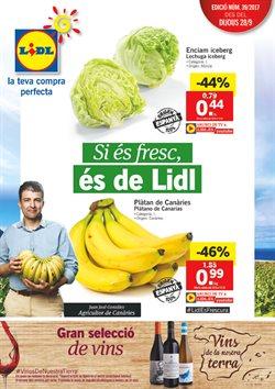 Ofertas de Lidl  en el folleto de Barcelona