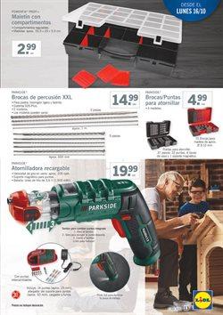 Ofertas de Maletín de herramientas  en el folleto de Lidl en Ourense