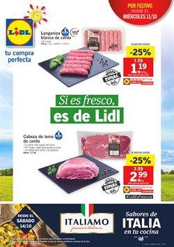 Ofertas de Lidl  en el folleto de Murcia