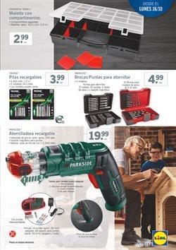 Ofertas de Caja de herramientas  en el folleto de Lidl en Almería