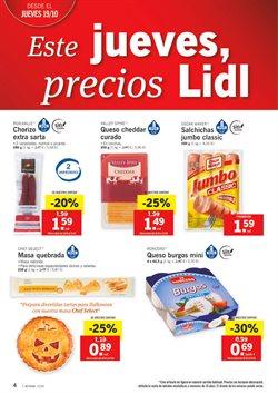 Ofertas de Milbona  en el folleto de Lidl en Madrid