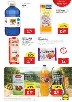 Ofertas de Productos naturales  en el folleto de Lidl en Ávila