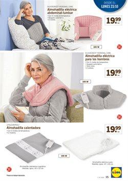 Ofertas de Almohada  en el folleto de Lidl en Murcia