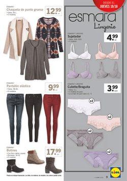 Ofertas de Pantalones mujer  en el folleto de Lidl en Mérida