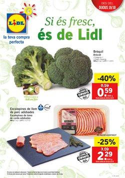 Ofertas de Lidl  en el folleto de Masnou