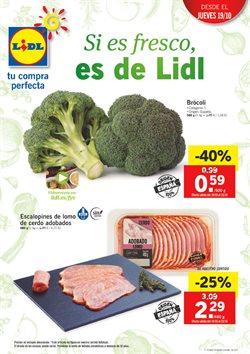 Ofertas de Lidl  en el folleto de Melilla