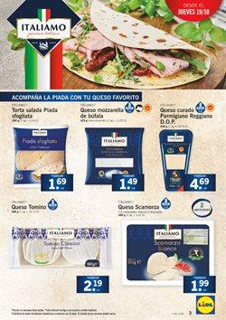 Ofertas de Tartas  en el folleto de Lidl en La Orotava