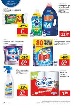 Comprar detergente lavavajillas en molina de segura - Ofertas lavavajillas alcampo ...