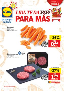 Ofertas de Hiper-Supermercados  en el folleto de Lidl en Torrevieja