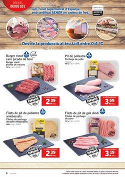 Ofertas de Pollo  en el folleto de Lidl en Palamos