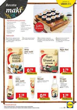 Ofertas de Productos naturales  en el folleto de Lidl en Talavera de la Reina
