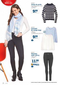 Ofertas de Camiseta manga larga  en el folleto de Lidl en Madrid