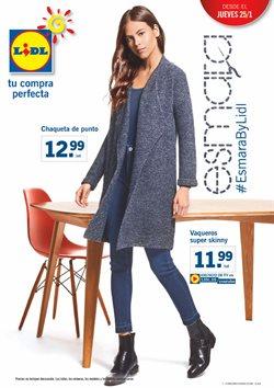 Ofertas de Chaqueta mujer  en el folleto de Lidl en Valladolid