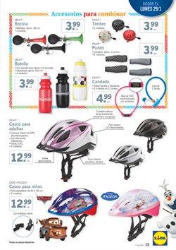Ofertas de Ciclismo  en el folleto de Lidl en Camargo