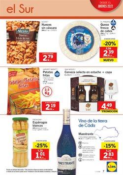 Ofertas de San Miguel  en el folleto de Lidl en Córdoba