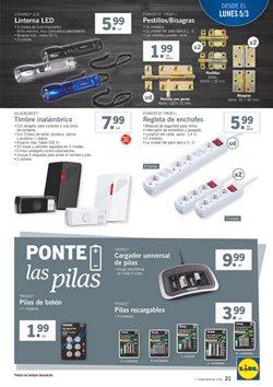 Ofertas de SilverCrest  en el folleto de Lidl en Ourense