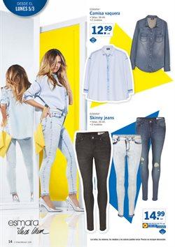 Ofertas de Pantalones mujer  en el folleto de Lidl en Sanlúcar de Barrameda