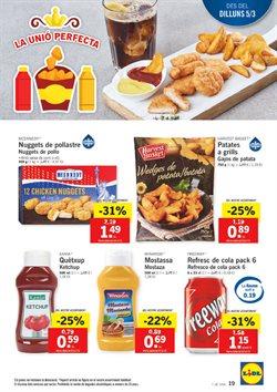 Ofertas de Nuggets  en el folleto de Lidl en Palamos