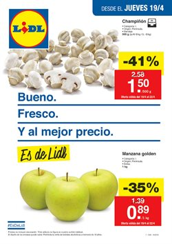 Ofertas de Lidl  en el folleto de Santa Cruz de la Palma