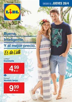Ofertas de Vestidos  en el folleto de Lidl en Ávila