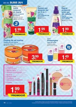 Ofertas de Maquillaje  en el folleto de Lidl en Palamos