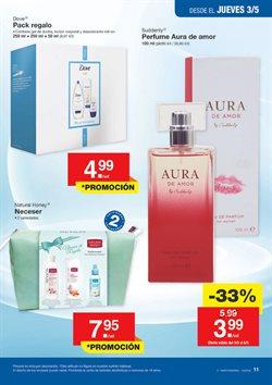 Ofertas de Perfumes  en el folleto de Lidl en León