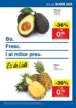 Ofertas de Pavo  en el folleto de Lidl en Palamos