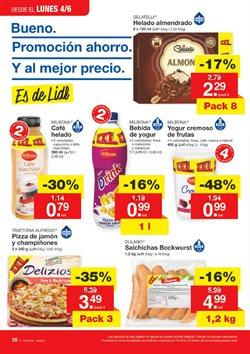 Ofertas de Pizza  en el folleto de Lidl en Córdoba