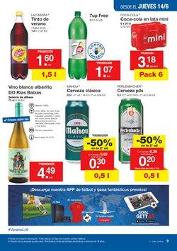Ofertas de Vino blanco  en el folleto de Lidl en La Orotava
