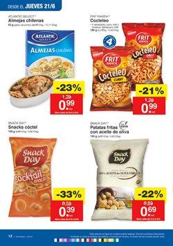 Ofertas de Snacks  en el folleto de Lidl en Madrid