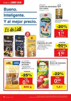 Ofertas de Dolce Gusto  en el folleto de Lidl en Zaragoza
